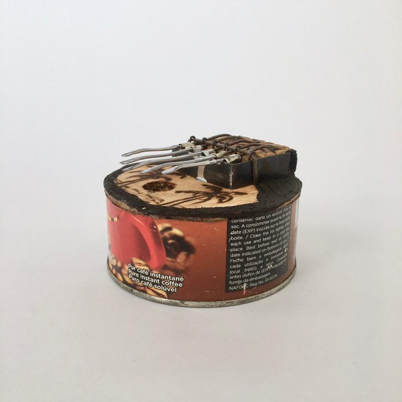 空き缶のカリンバ|Calimba of Empty Can