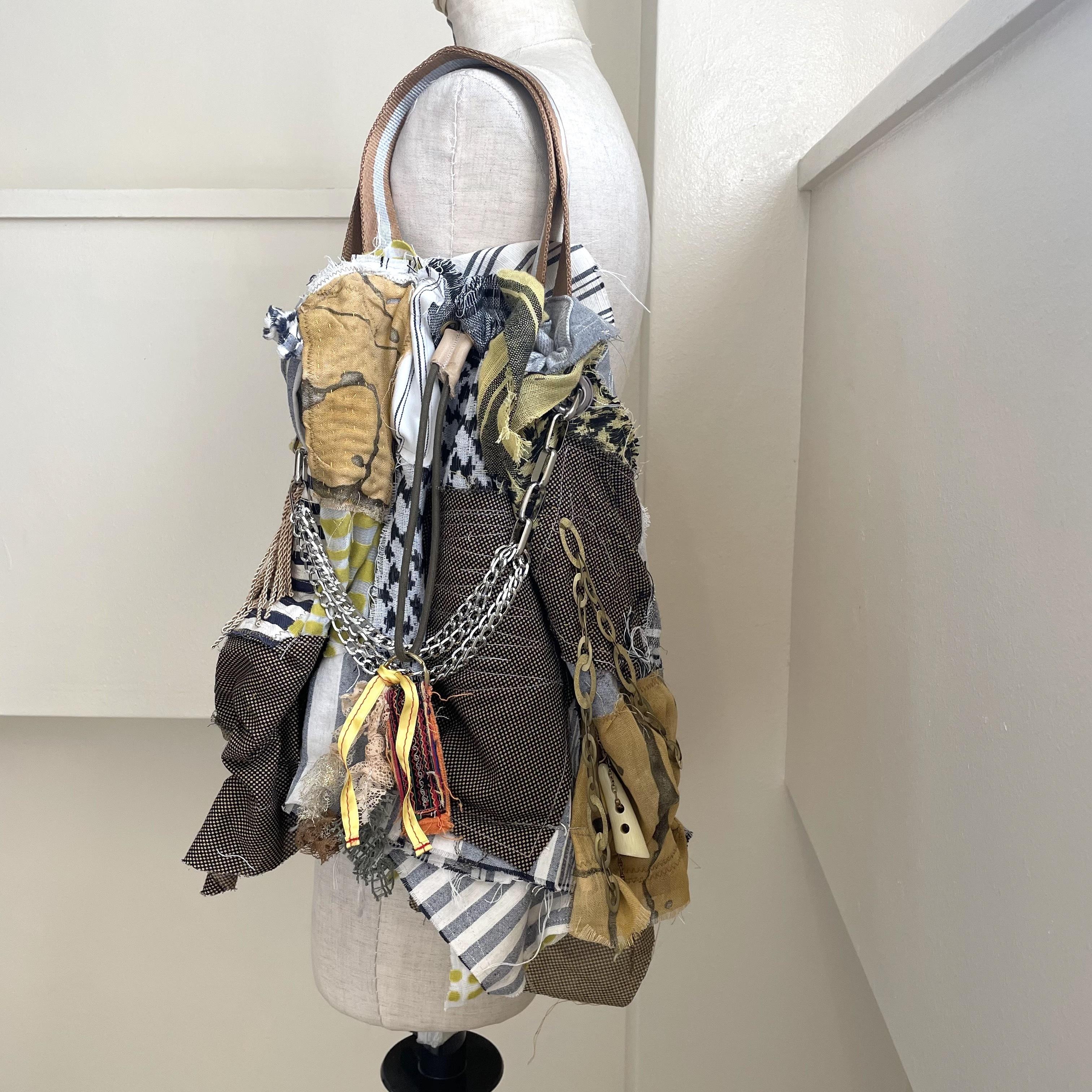 【sandglass】custom afghan bag / 【サンドグラス】カスタム アフガンバッグ