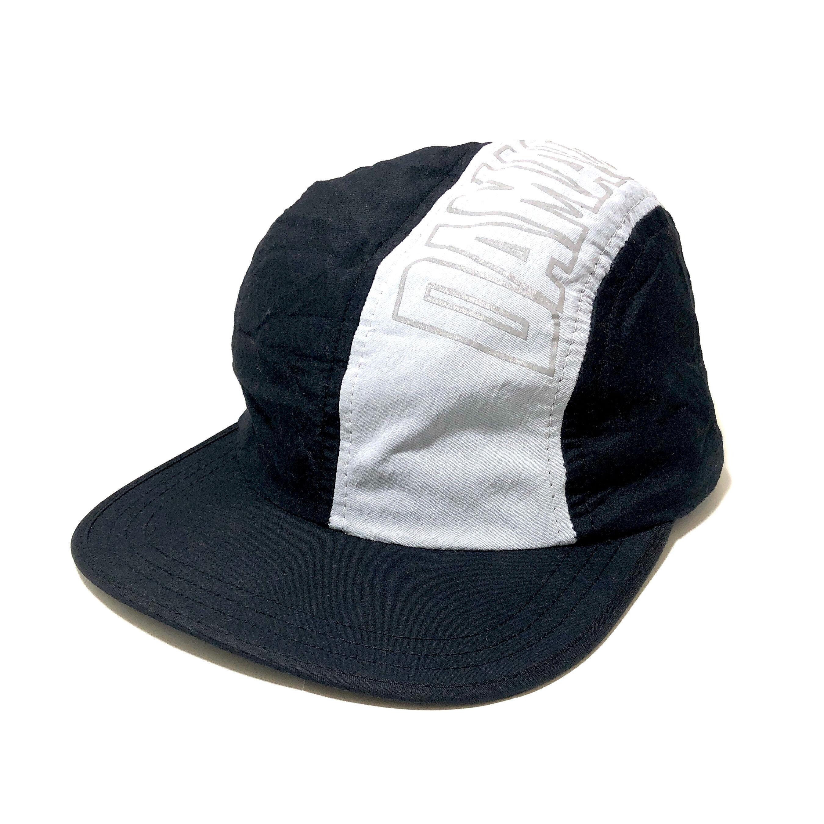 DAMAGE 【4 PANEL TECH CAP】