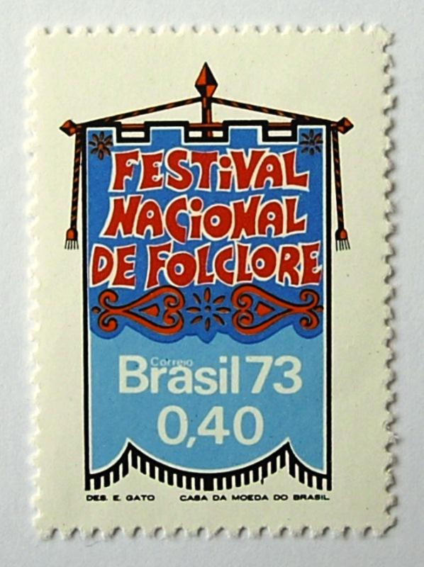 フォークロア・フェスティバル / ブラジル 1973