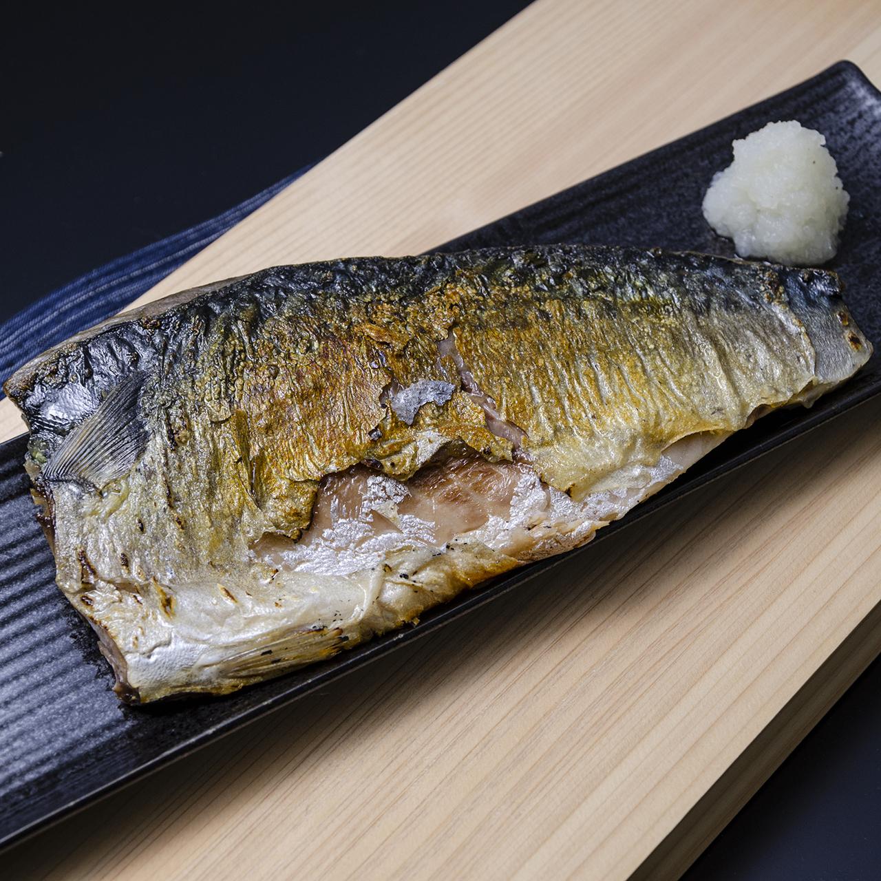【福島県産 震災復興】(0246)塩サバ 脂のり良い寒サバ プレミア