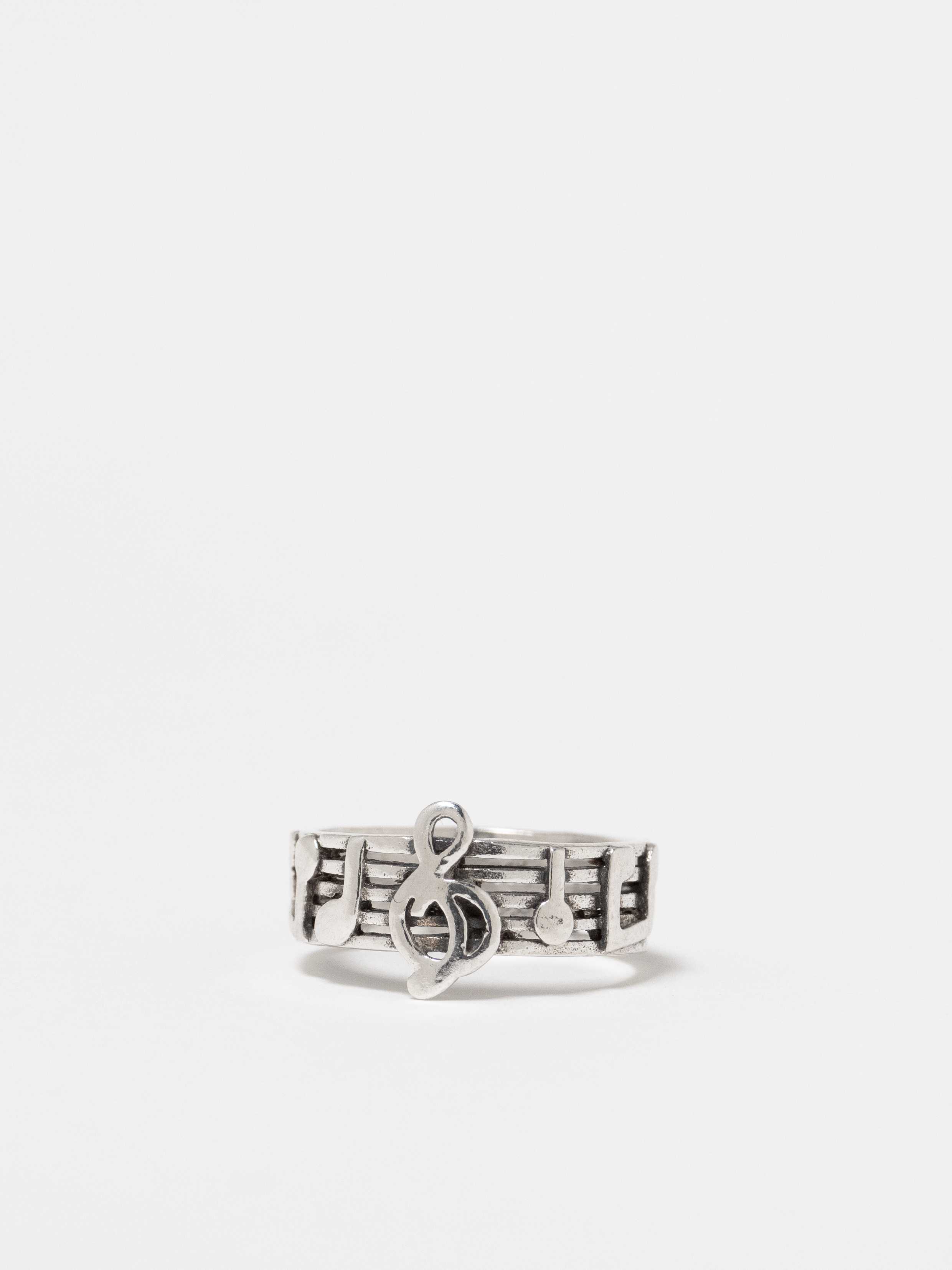 Music Notes Ring / Mexico