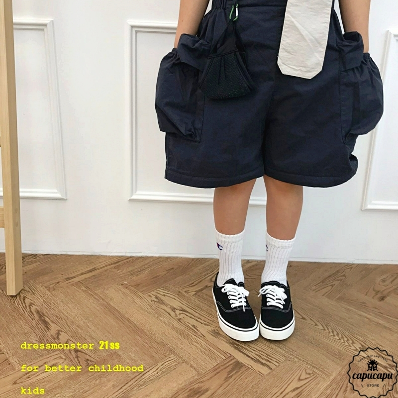 «sold out» dressmonster 2way pants 2colors ツーウェイパンツ