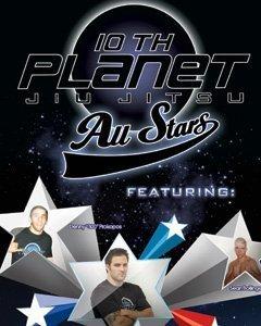 10thプラネット 柔術オールスターズ 10th Planet Jiu-jitsu All Stars 2 DVD Set