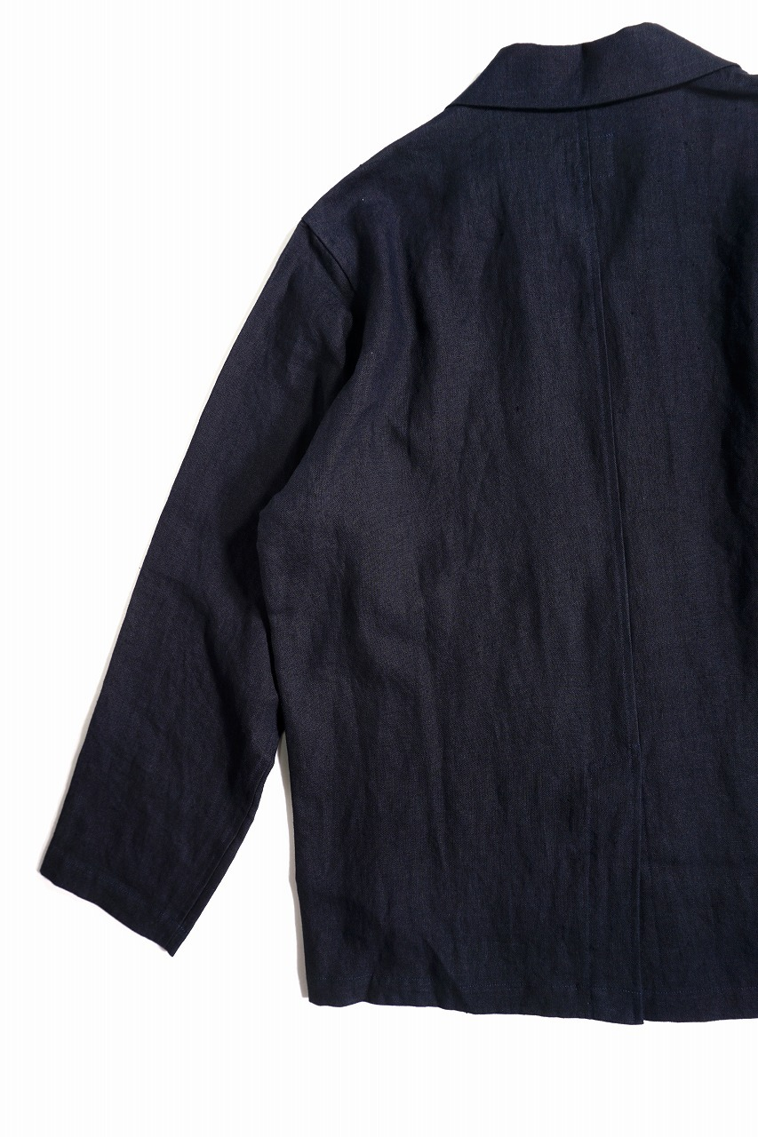 Linen Canvas Jacket