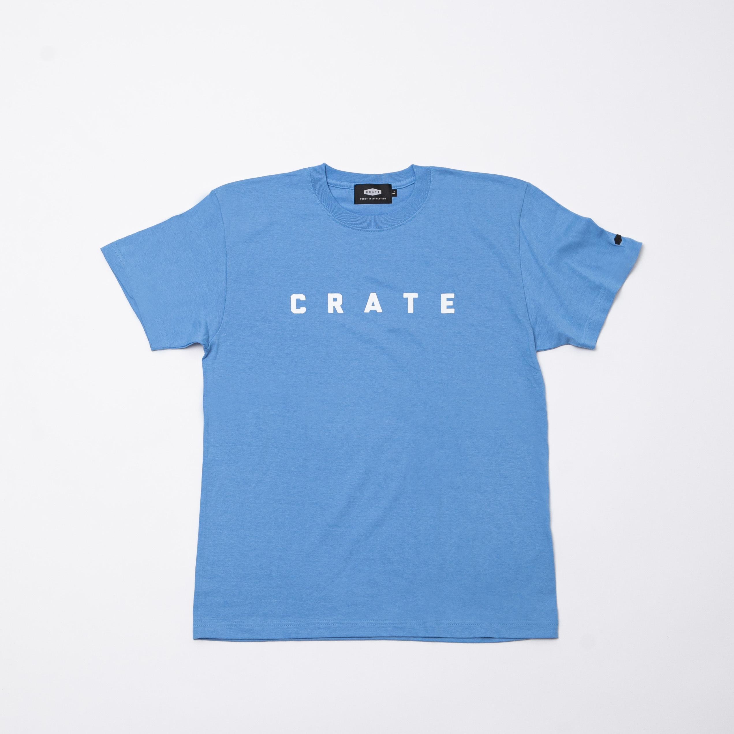 CRATE Color T-Shirts 2020 Blue