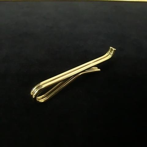 TIE SLIDE -Deux- brass