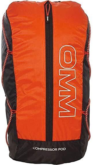 OMM/オーエムエム/オリジナルマウンテンマラソン OMM Compressor Pod Orange/Black  コンプレッサーポッド オレンジ/ブラック OG012000O1