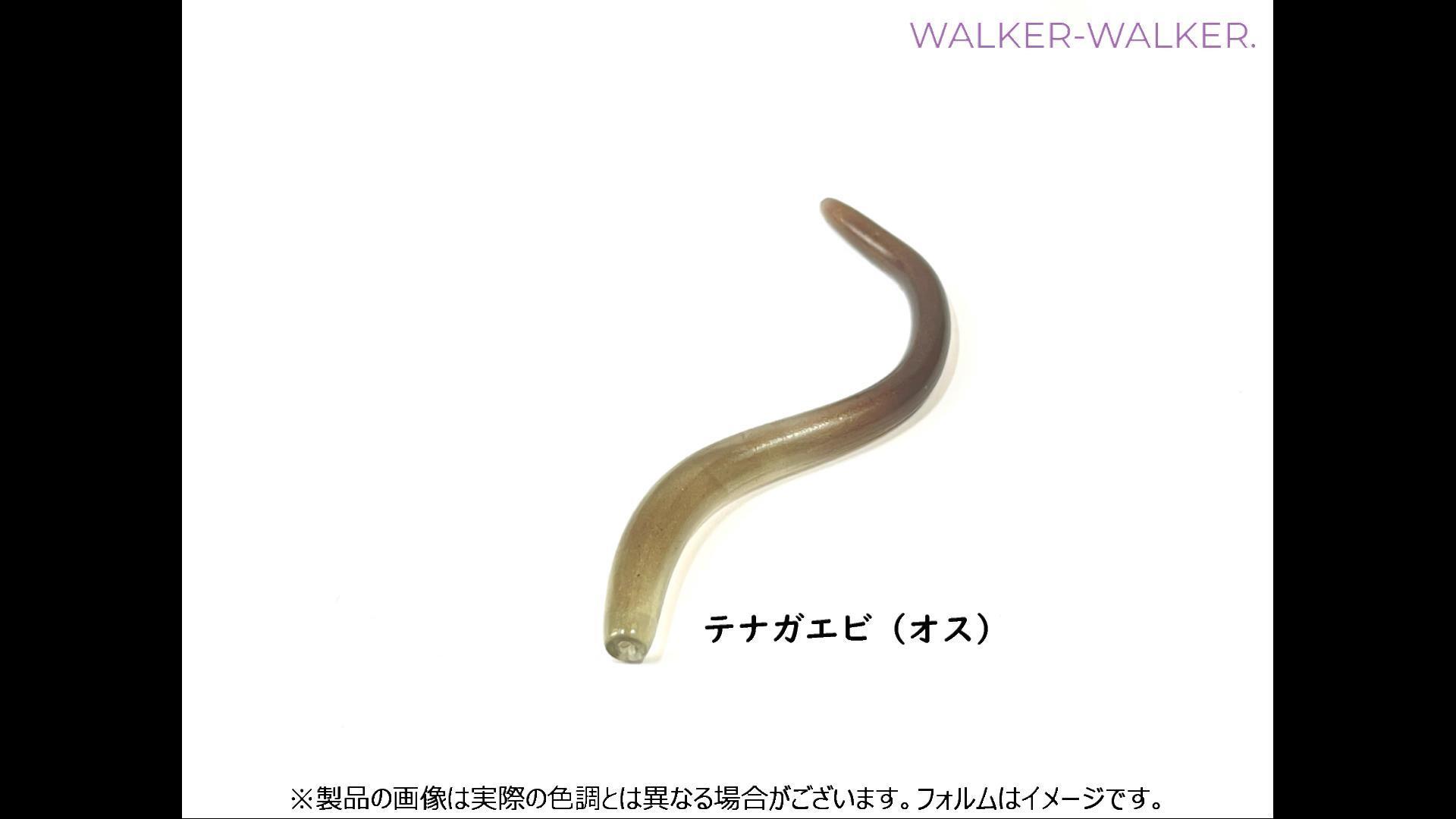 名無しのミミズ 4.2インチ(テナガエビ・オス)