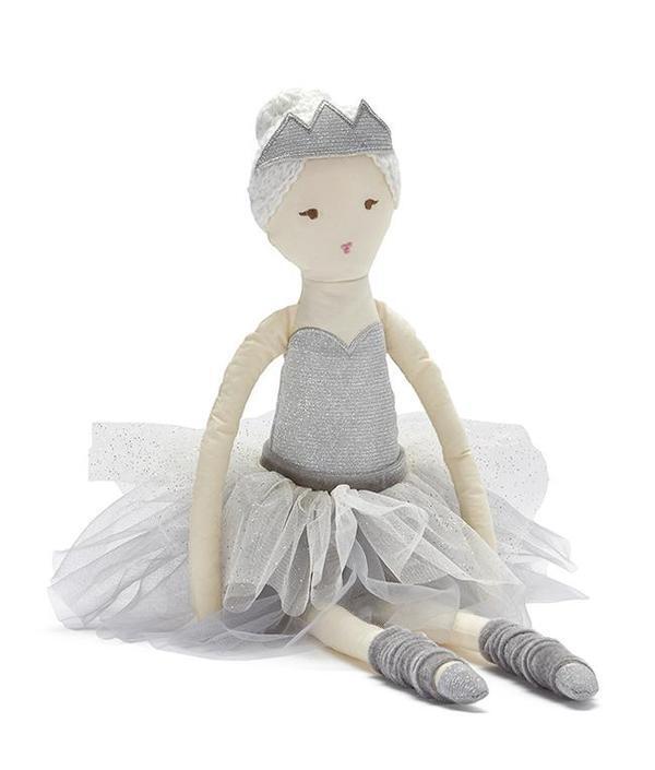 NANAHUCHY / Grace Ballerina-White