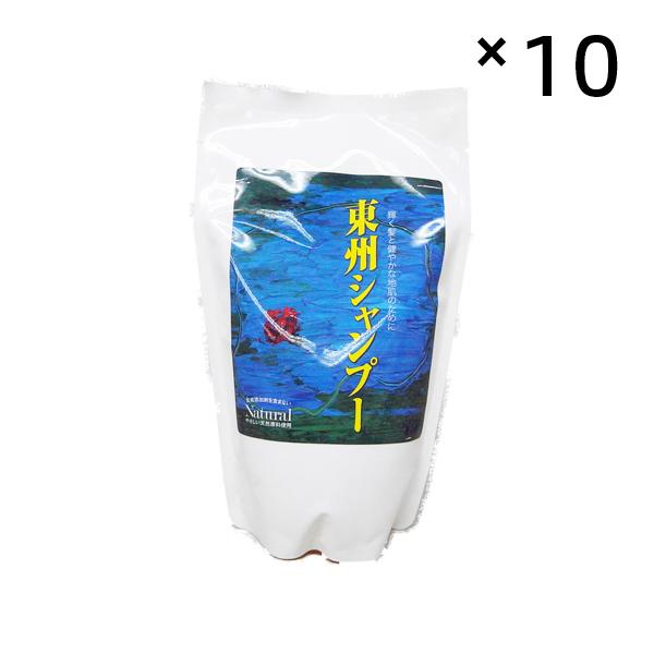 東州シャンプー【詰め替え用10袋セット】