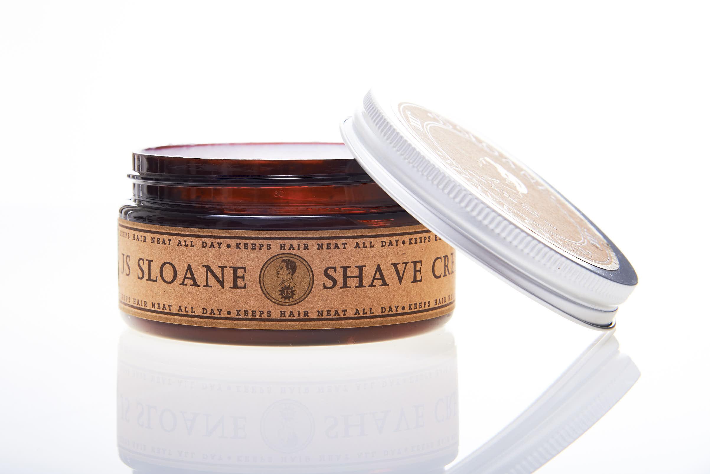 シェーブクリーム / Gentlemen's Shave Cream , 8oz (236mL)