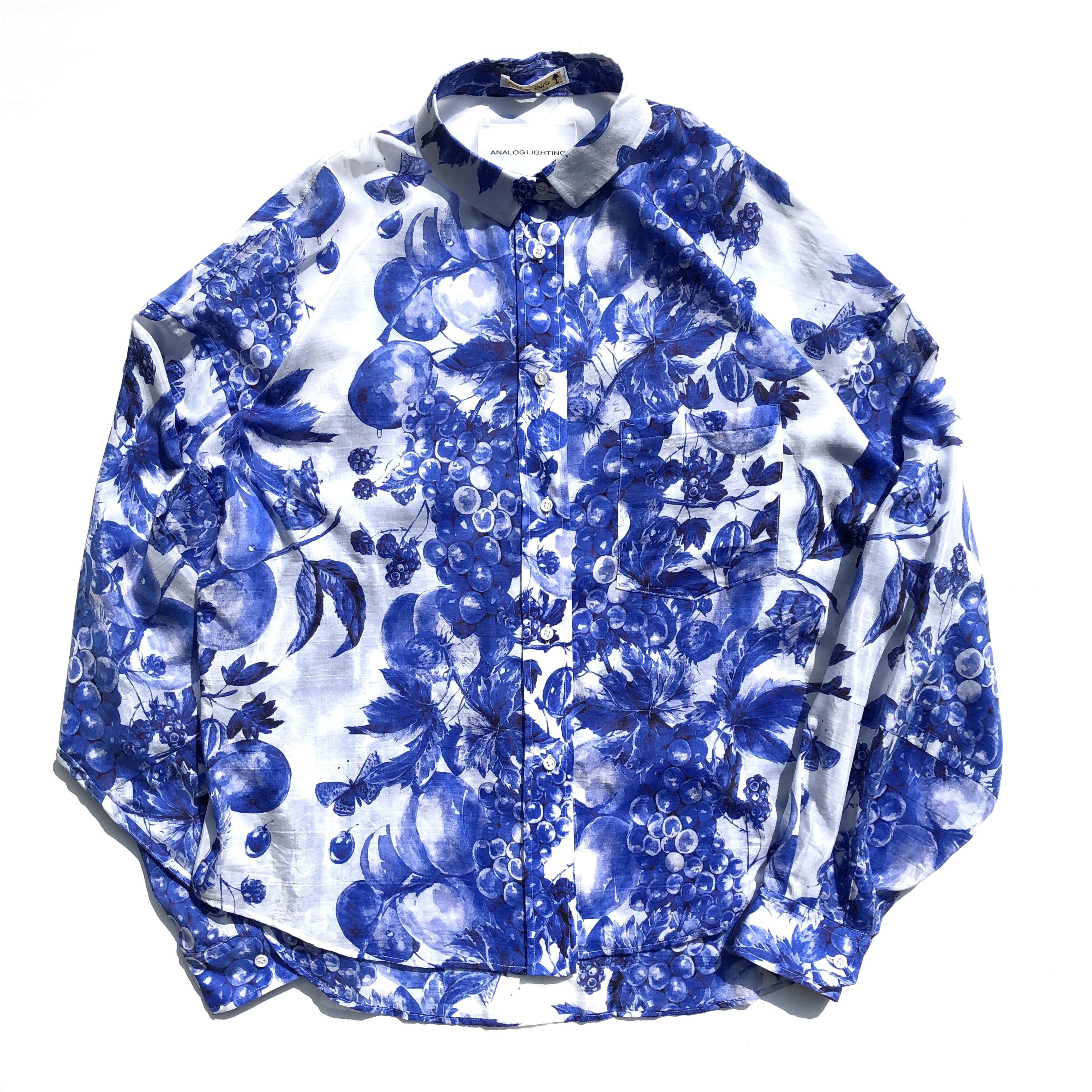Yutori Shirts/BLUEBERRY