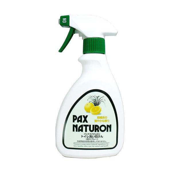 パックスナチュロン トイレ洗い石けん 400ml
