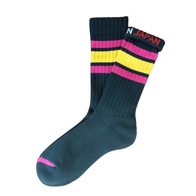 """""""NEW SKATER -kingston- """" Socks"""
