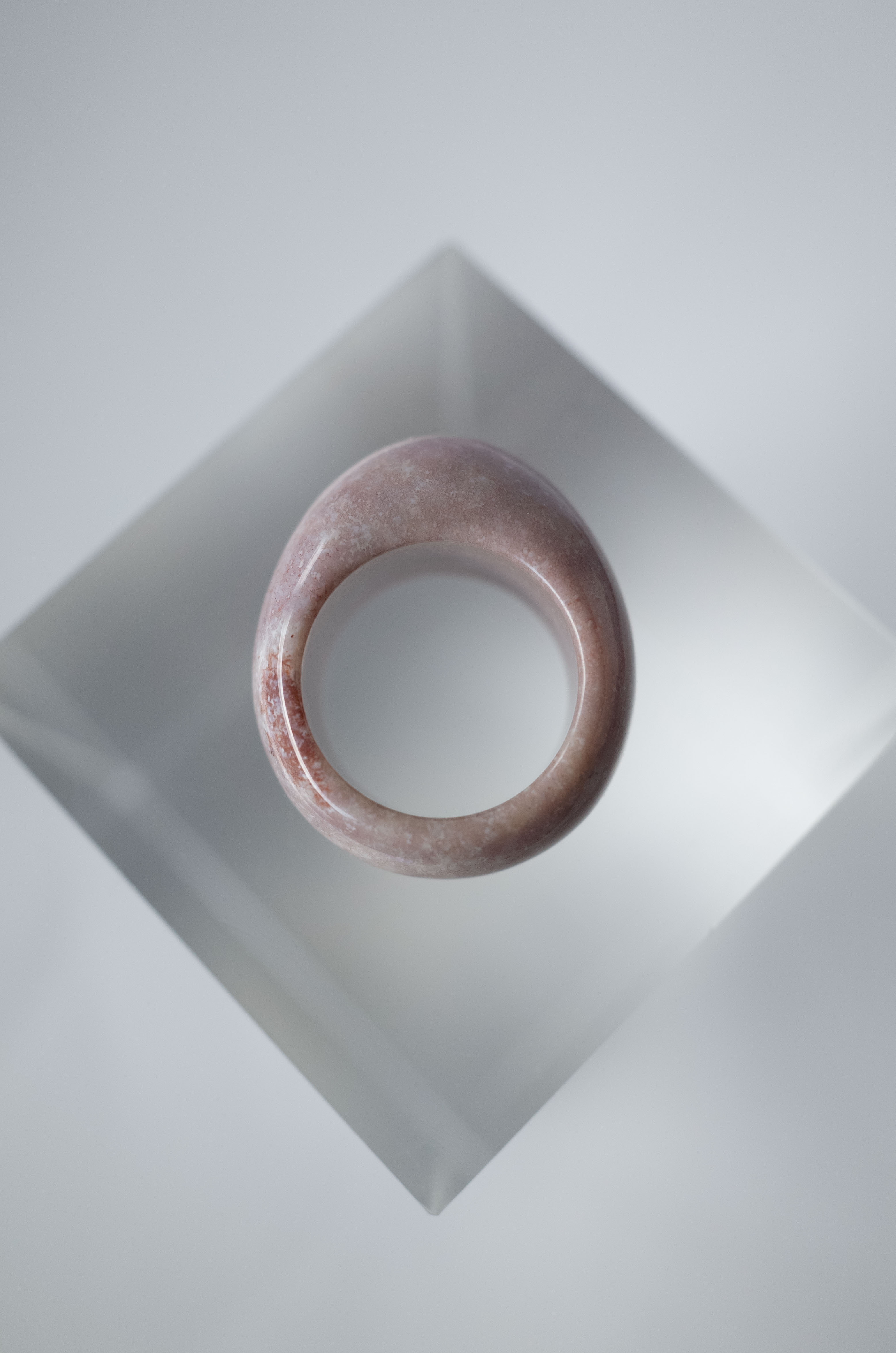 Agate Ring - 037