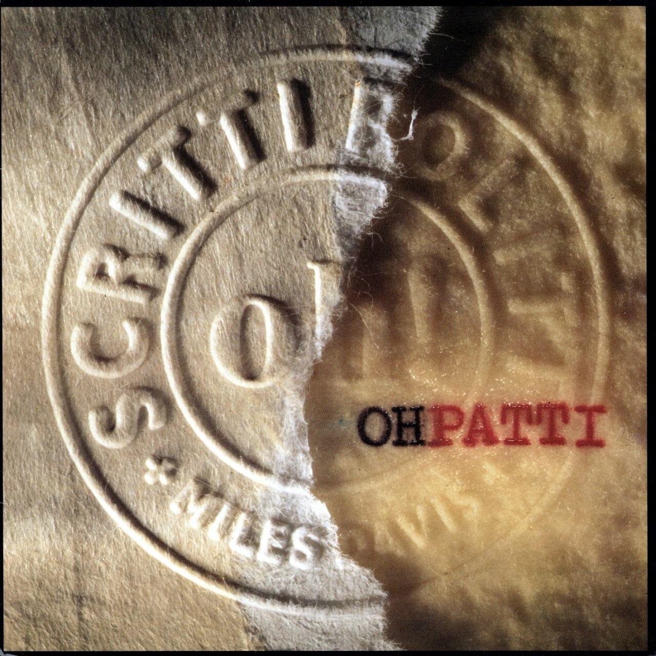 【7inch・英盤】Scritti Politti  + Miles Davis / Oh Patti