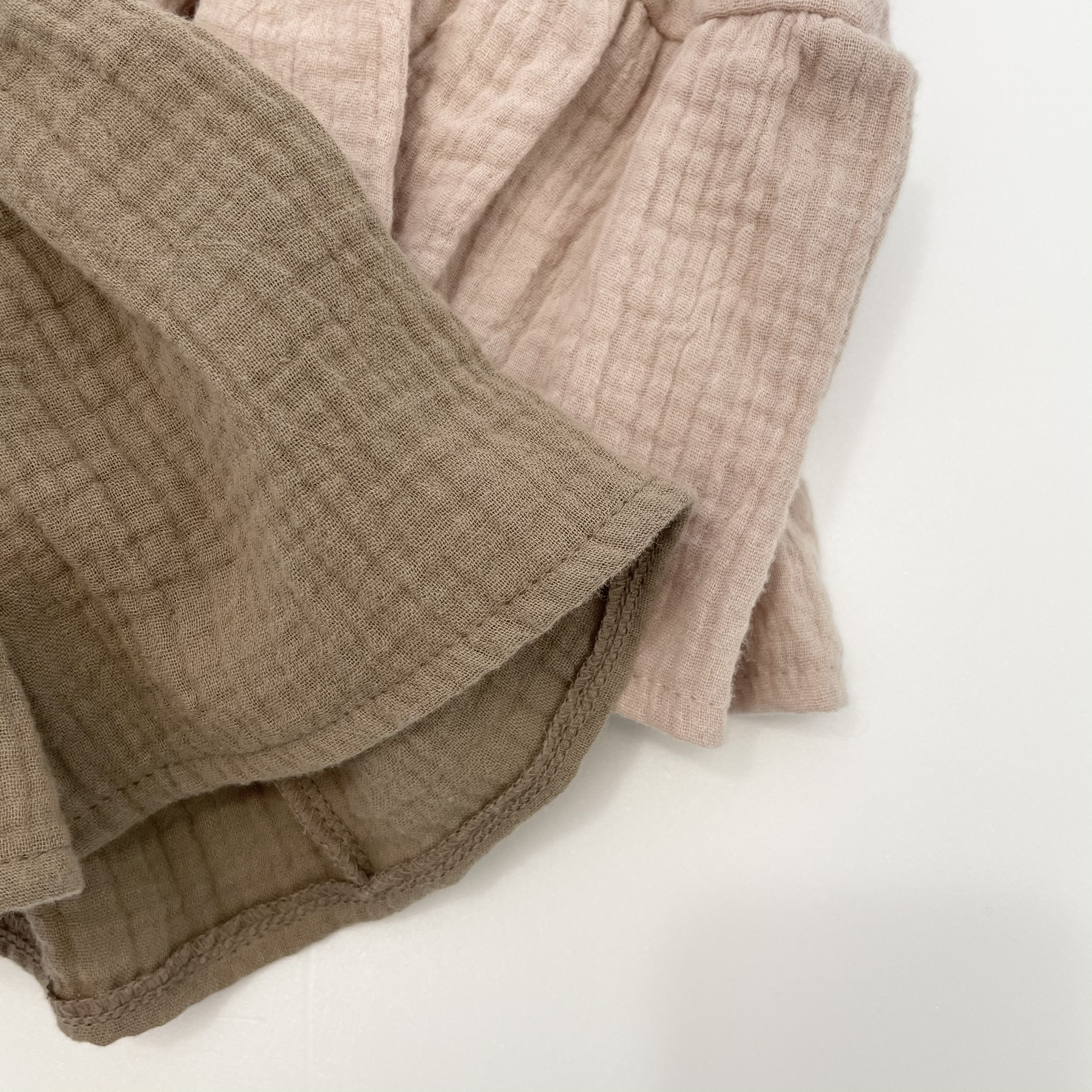 NO.1170  salopette skirt