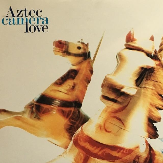 【LP・米盤】Aztec Camera / Love