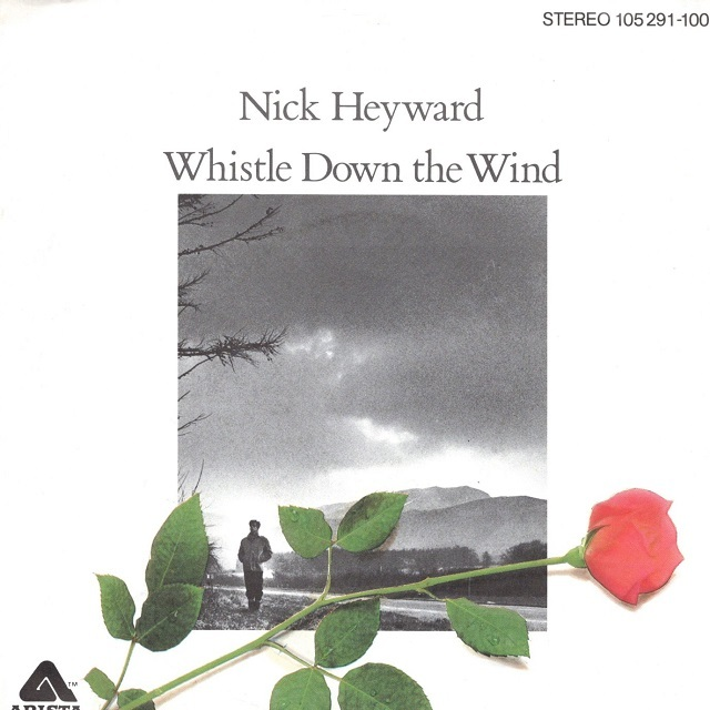 【7inch・独盤】Nick Heyward / Whisle Down The Wind