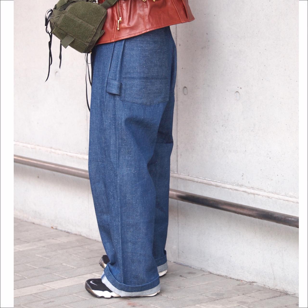 【sandglass】painter pants/【サンドグラス】ペインターパンツ