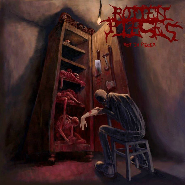 "ROTTEN PIECES ""Rot in Pieces"" (輸入盤)"