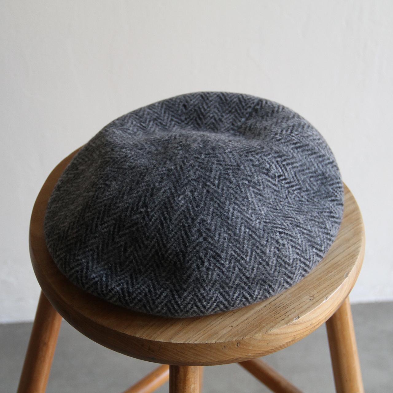 HICOSAKA【 mens 】basque beret