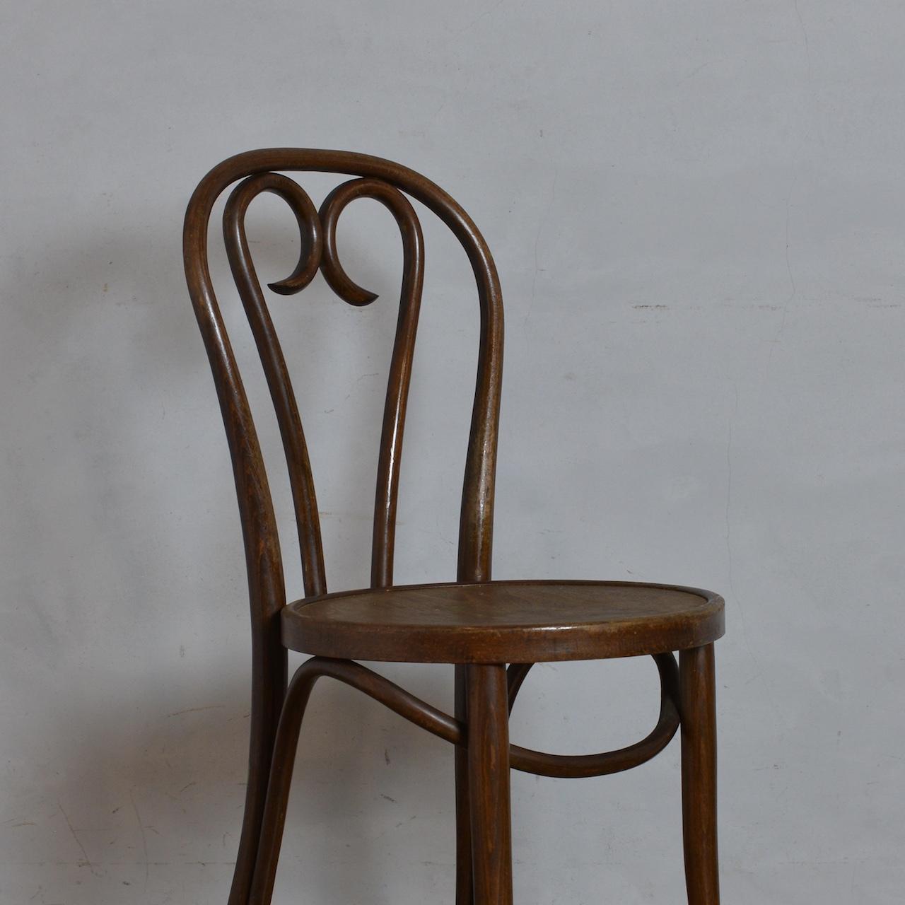 Bentwood Chair / ベントウッド チェア 〈ハートバック・ダイニングチェア〉