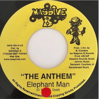 Elephant Man(エレファントマン) - The Anthem【7'】