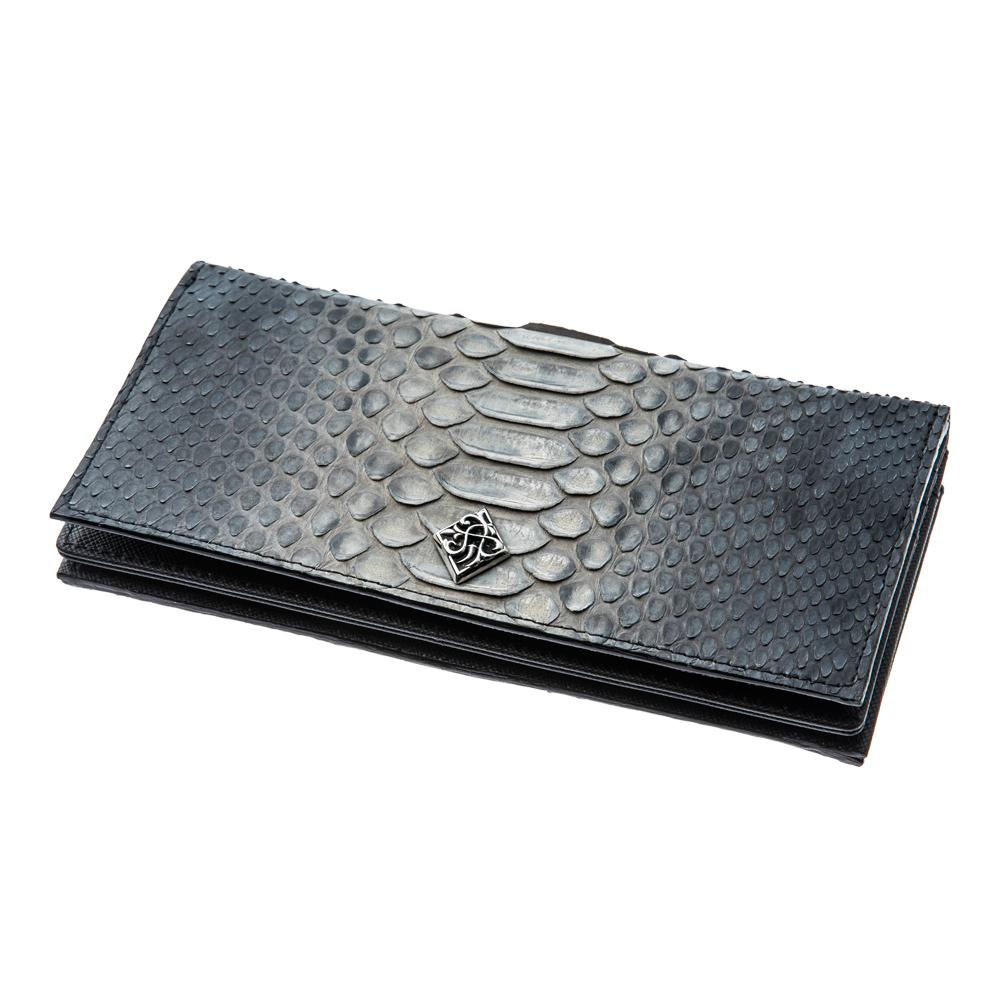 グレーパイソンロングウォレット ACW0024 Gray python long wallet