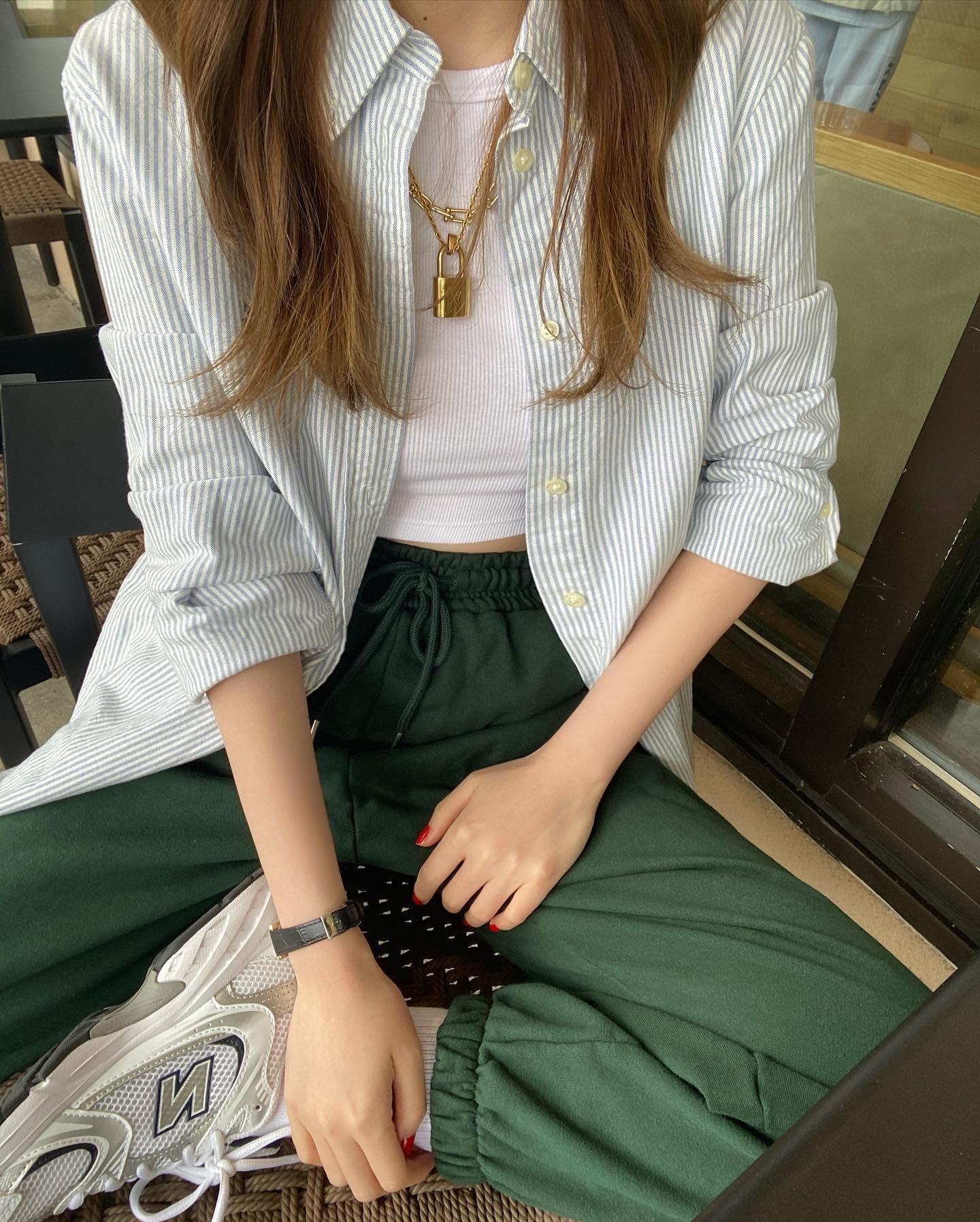 DAYNYC luxury necklace(gold)