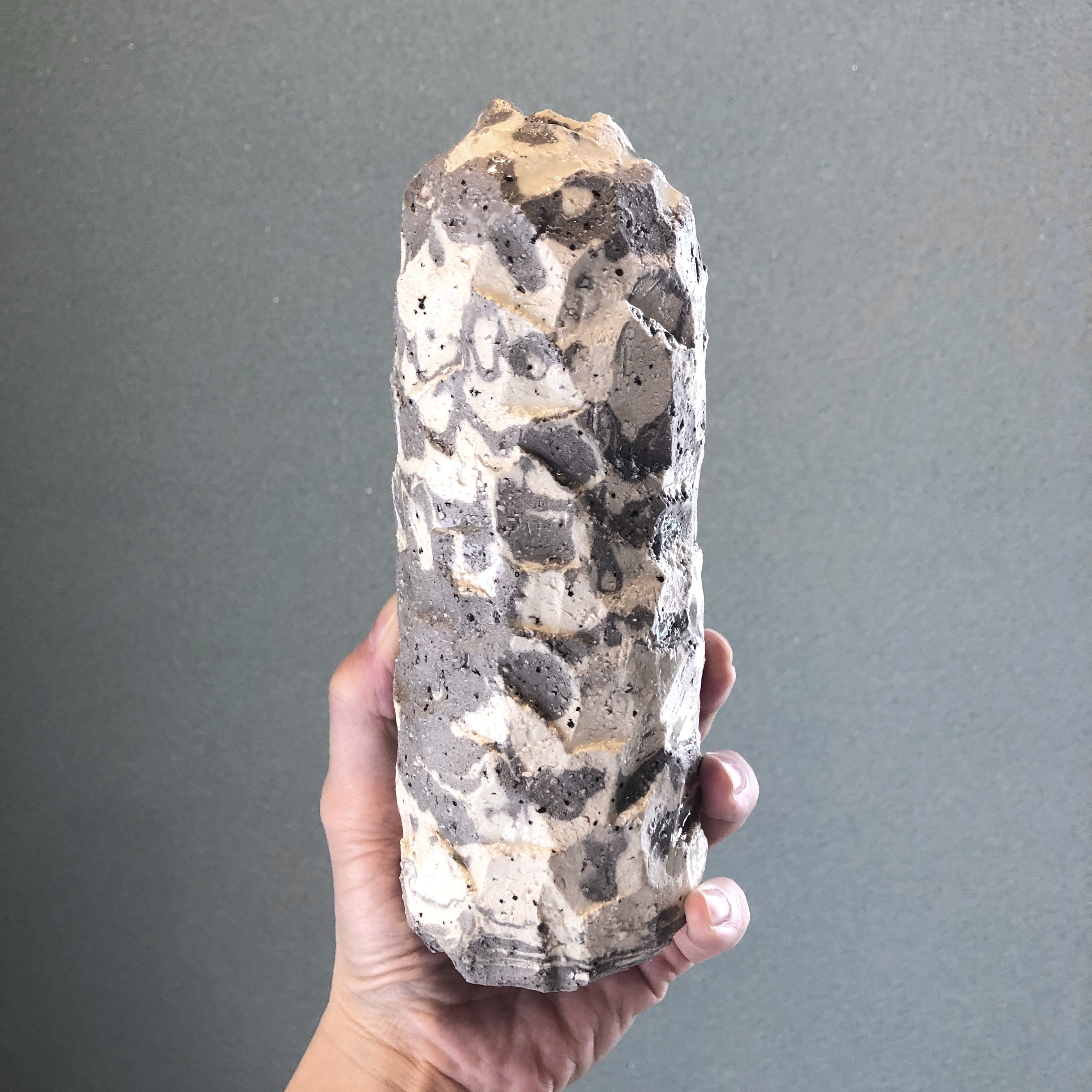 【Stonelike-m2】大きめの一輪挿し【送料無料】