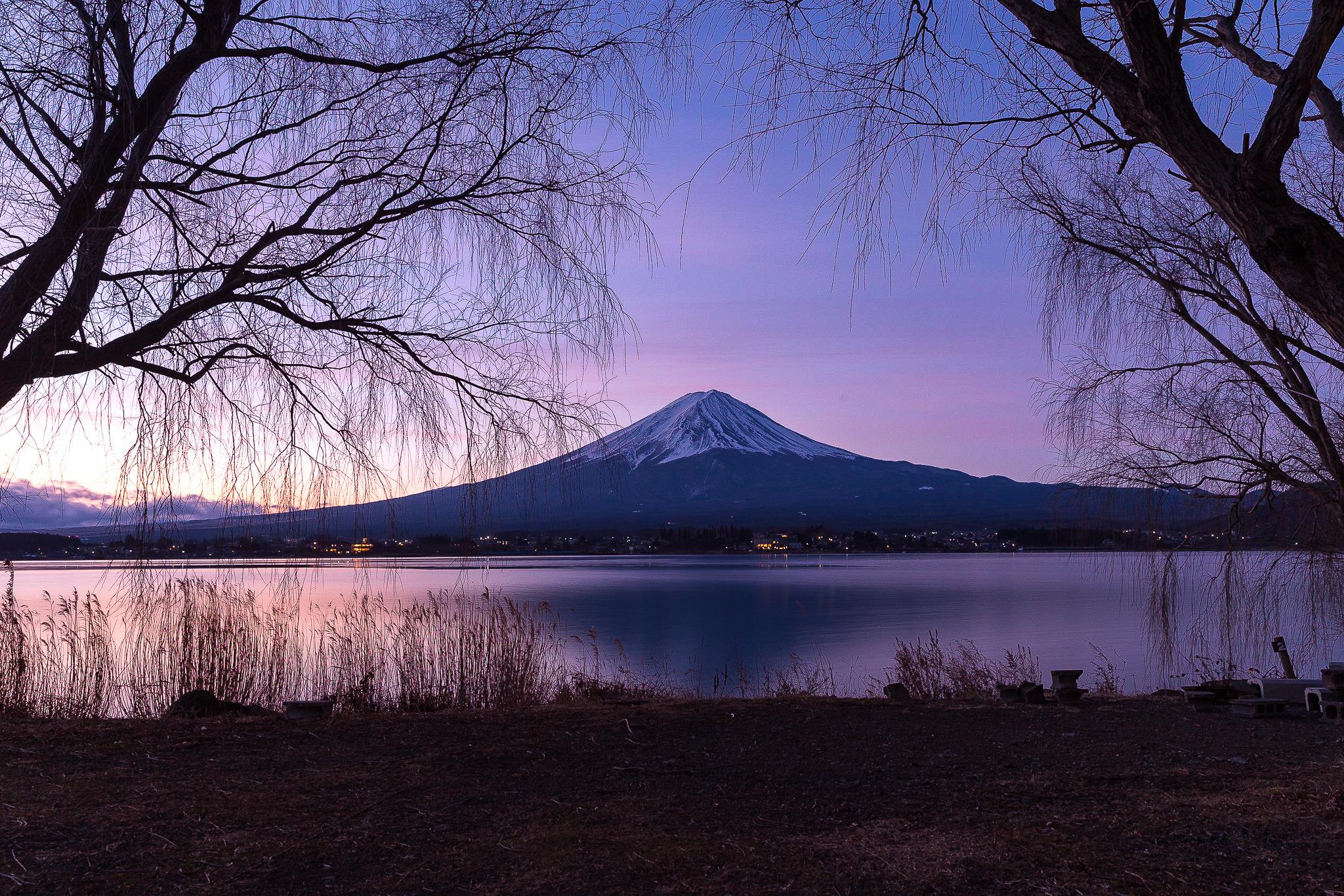 無料 富士山写真008[壁紙 フリー 素材]