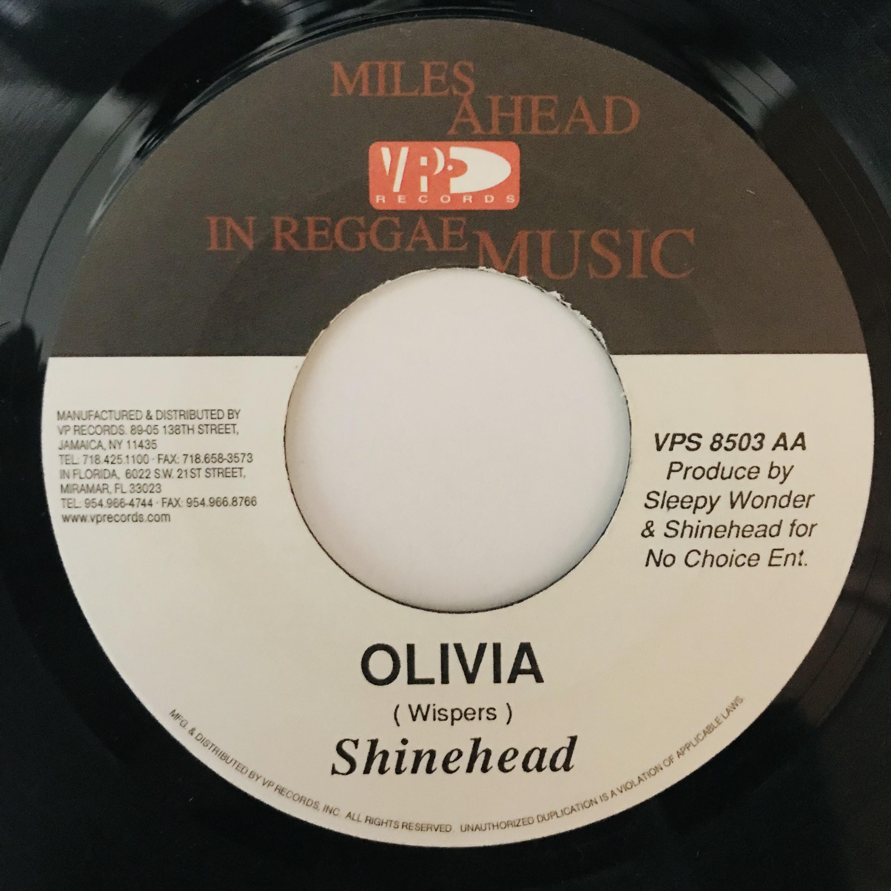 Shine Head - Olivia【7-10952】