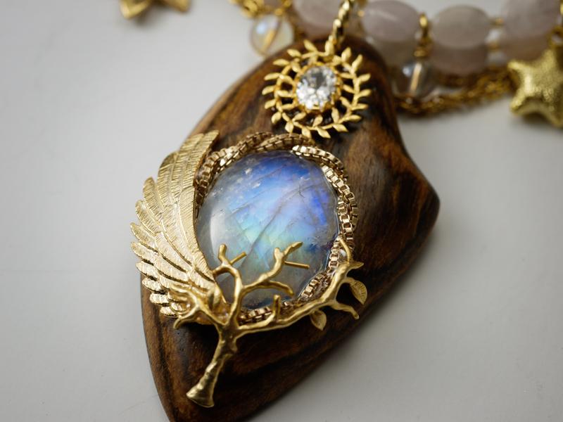 【Order Works】長野県Y様『森の妖精の女王』
