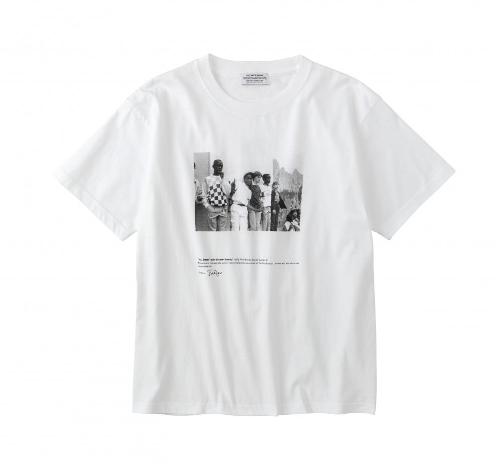 POET MEETS DUBWISE / WALL STREET YOUTH TEE