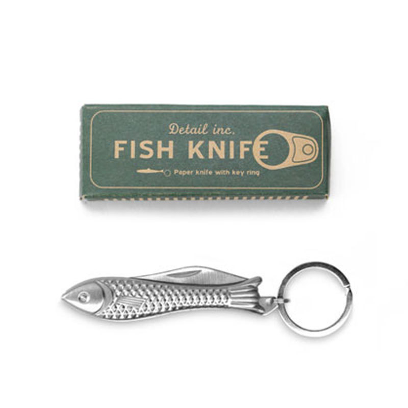 """Fish Knife """"Silver"""""""