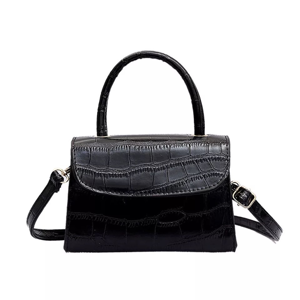 【Cat & Parfum】Mini Croco Bag