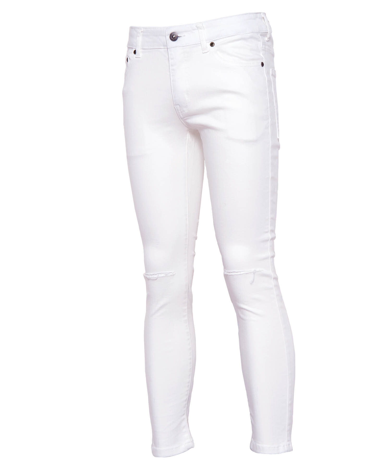 HYPER STRETCH COLOR SKINNY PANTS[REP093]