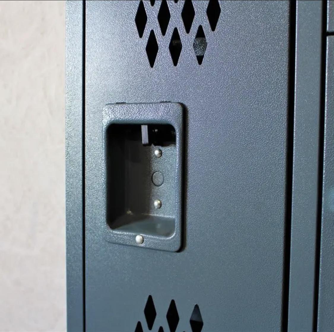 Rald Locker Cabinet / Blue  アメリカンインダストリアルスタイル