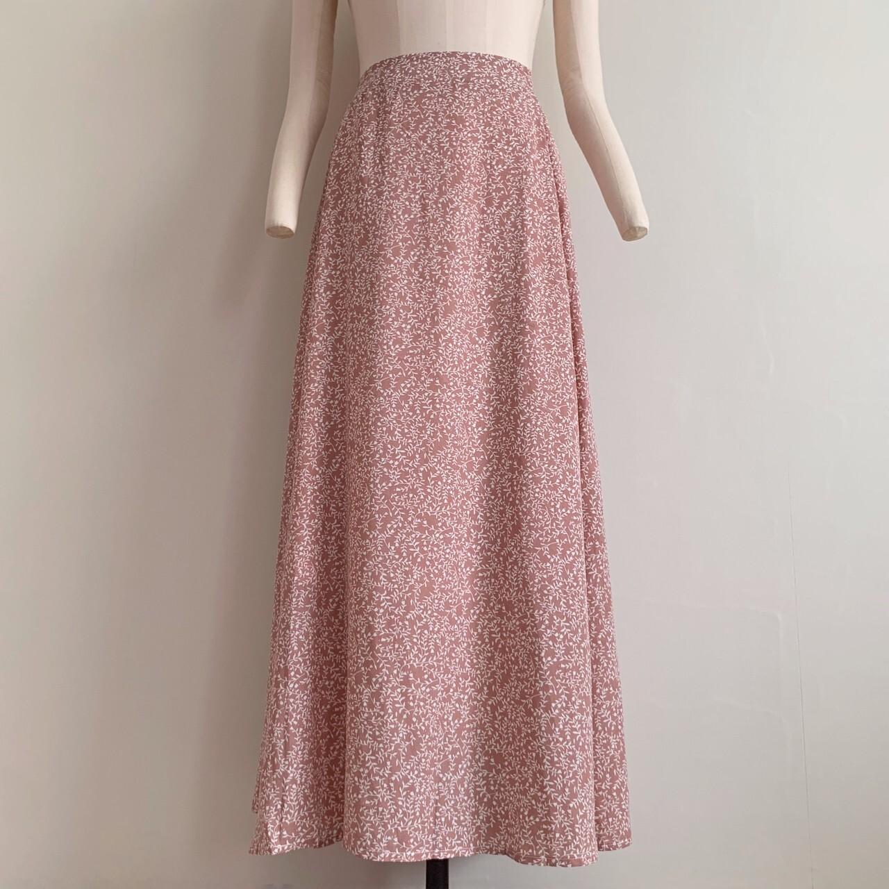【meltie】tulip long skirt