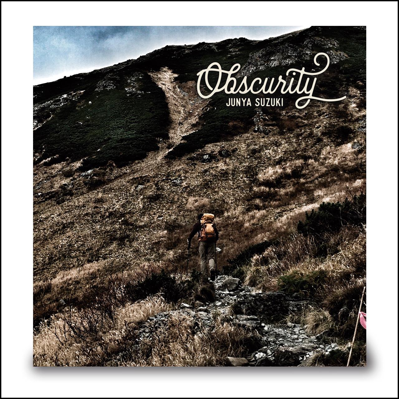 SUZUKI JUNYA solo 2nd single 『Obscurity』