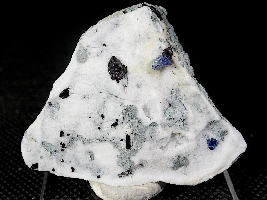 ベニトアイト ネプチュナイト ベニト石  カリフォルニア産  15g BN073 鉱物 天然石 パワーストーン
