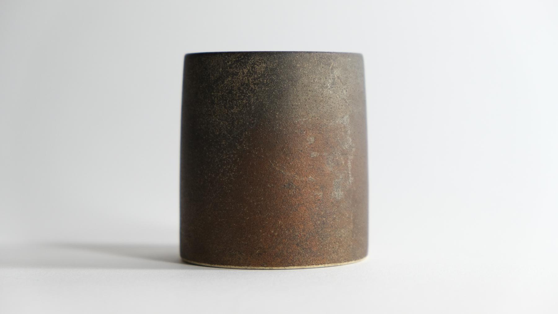 No_01 / ceramic vase / 【Takao Koshi】