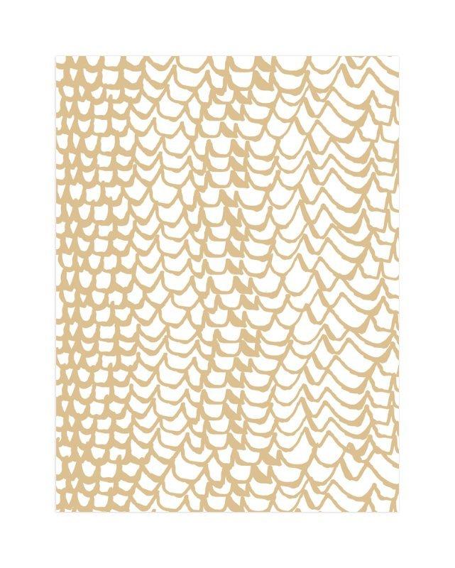 プリントアートthe rapids Fine printed art