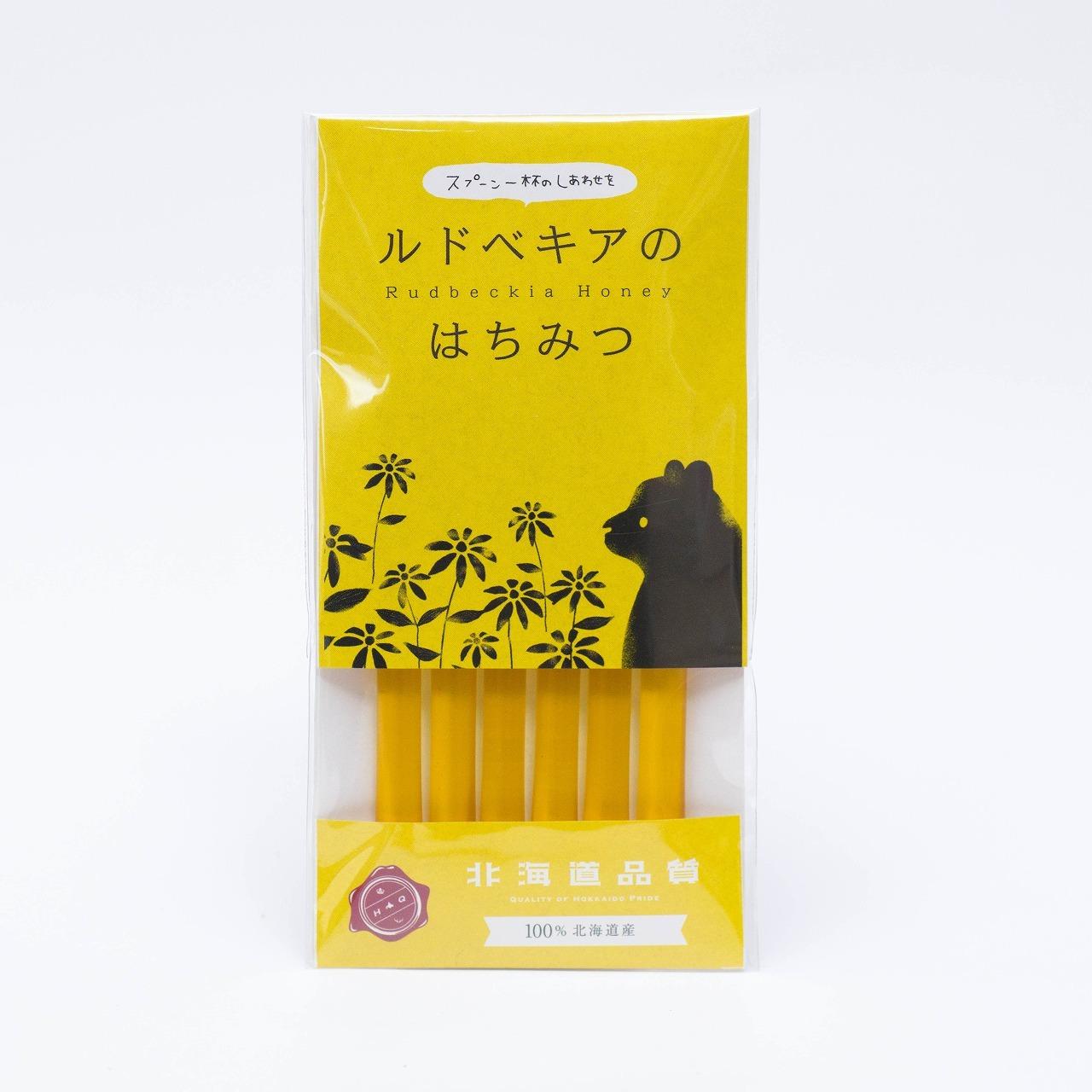BEEDO スティック蜂蜜 2.5g×6本 ルドベキア