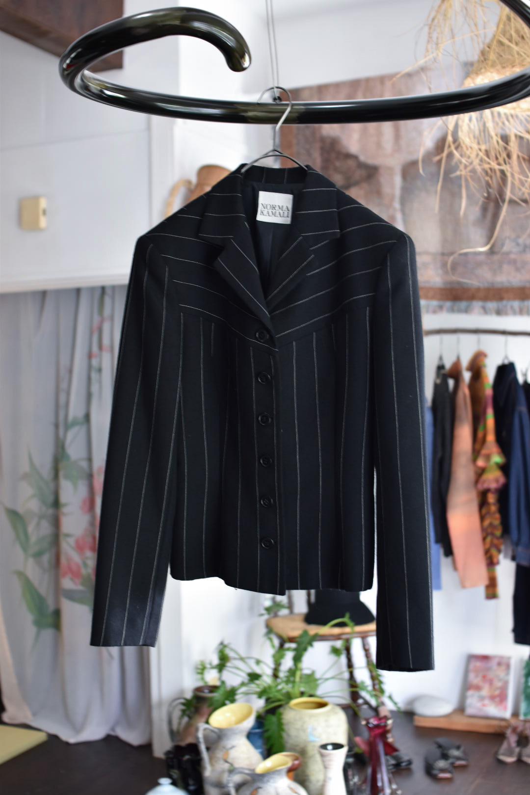 NORMA KAMALI tailored jacket