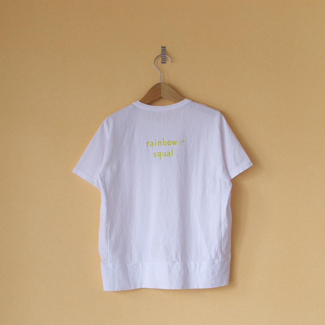 快晴堂 カイセイドウ 海上がりGIRL'S  Tシャツ Sunshower
