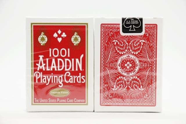 Aladdin 1001 smooth finish (赤)
