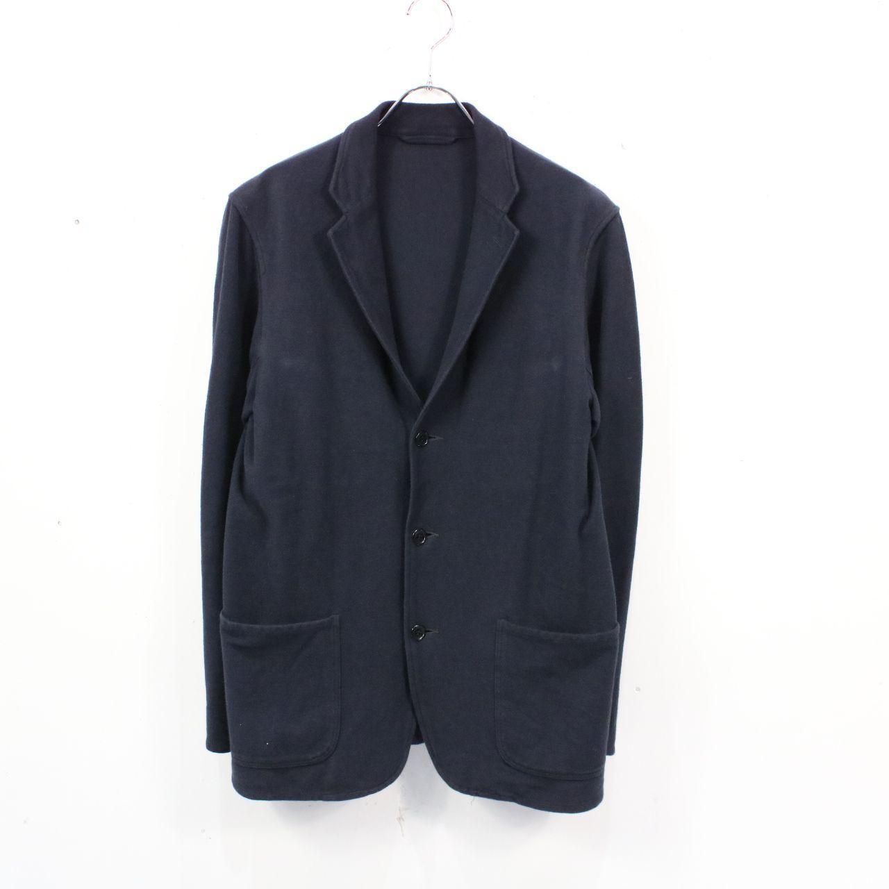 COMOLI / コモリ   インレイツイルジャケット   1   ネイビー